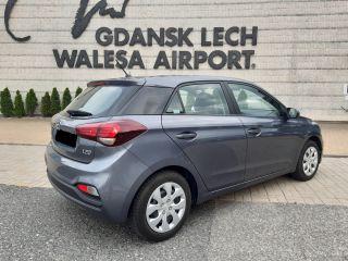 Rent Hyundai i20 | Car rental Gdansk |  - zdjęcie nr 3