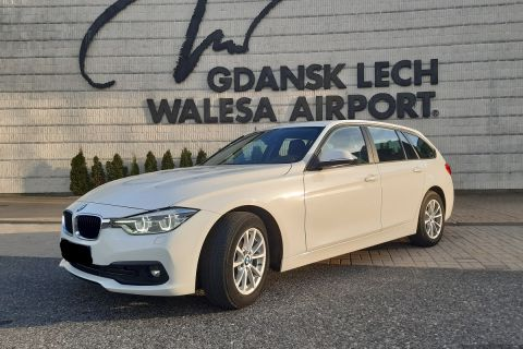 BMW 3 automat STW diesel