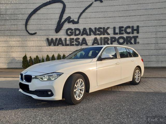 Rent a BMW 316d Automatic STW   Car Rental Gdansk  