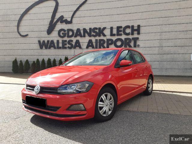 Rent a Volkswagen Polo   Exel rent a Car  