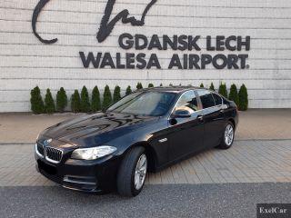 Rent BMW 520d | Car Rental Gdansk |  - zdjęcie nr 1