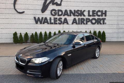 BMW 5 Automatic diesel + GPS