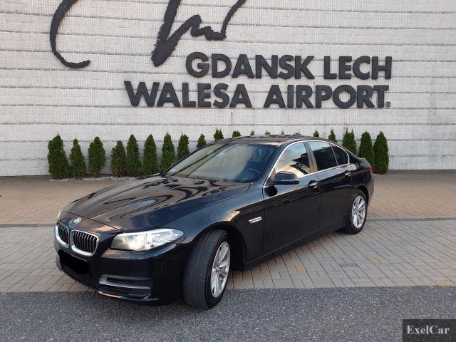 Rent BMW 520d | Car Rental Gdansk |