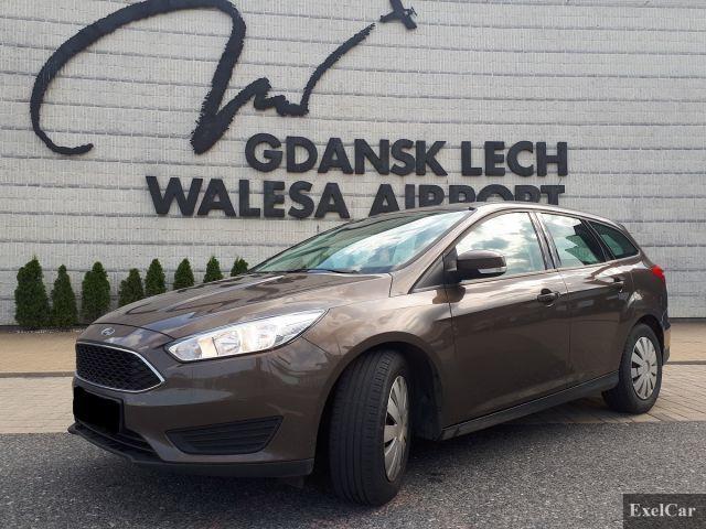Rent a Ford Focus STW | Car Rental Gdansk |