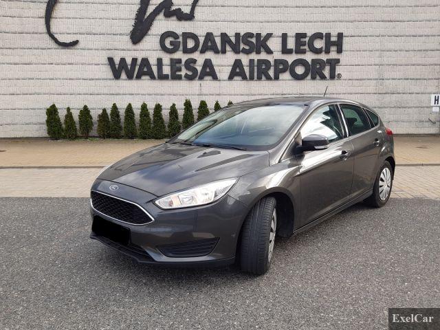 Rent a Ford Focus | Car rental Gdansk |