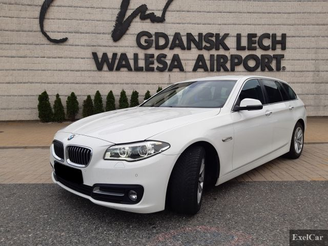 Rent a BMW 518d STW | Car Rental Gdansk |