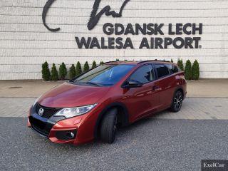 Rent a Honda Civic STW   Car Rental Gdansk    - zdjęcie nr 1