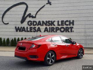 Rent a Honda Civic   Car Rental Gdansk    - zdjęcie nr 3