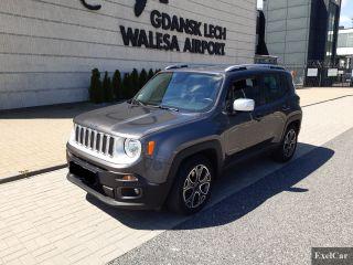 Rent a Jeep Renegade | Car Rental Gdansk |  - zdjęcie nr 1