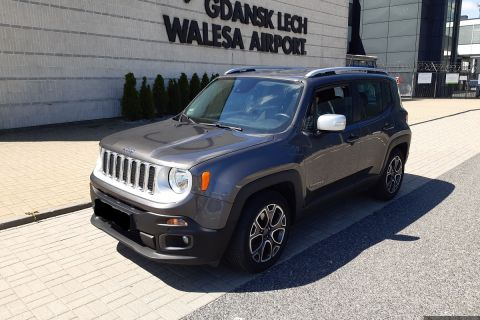 Jeep Renegade + GPS