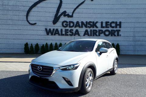 Mazda CX-3 + GPS