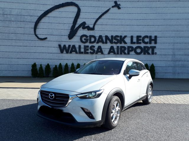 Rent a Mazda CX-3 | Car Rental Gdansk |