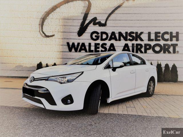 Rent a Toyota Avensis | Car Rental Gdansk |