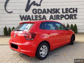 Rent a Volkswagen Polo   Exel rent a Car   - zdjęcie nr 3