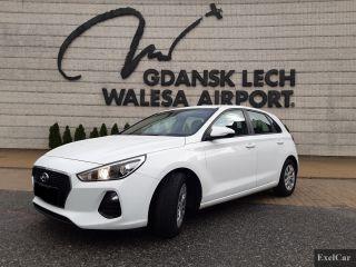 Rent a Hyundai i30 Automatic   Car Rental Gdansk    - zdjęcie nr 1