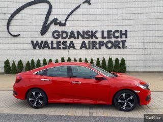Rent a Honda Civic   Car Rental Gdansk    - zdjęcie nr 2