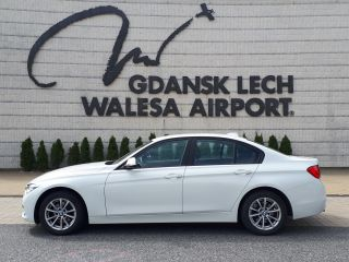 Rent a BMW 316d Automatic | Car Rental Gdansk |  - zdjęcie nr 3