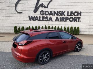 Rent a Honda Civic STW   Car Rental Gdansk    - zdjęcie nr 3