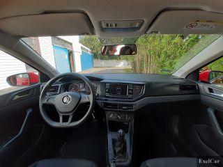 Rent a Volkswagen Polo   Exel rent a Car   - zdjęcie nr 4