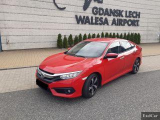 Rent a Honda Civic   Car Rental Gdansk    - zdjęcie nr 1