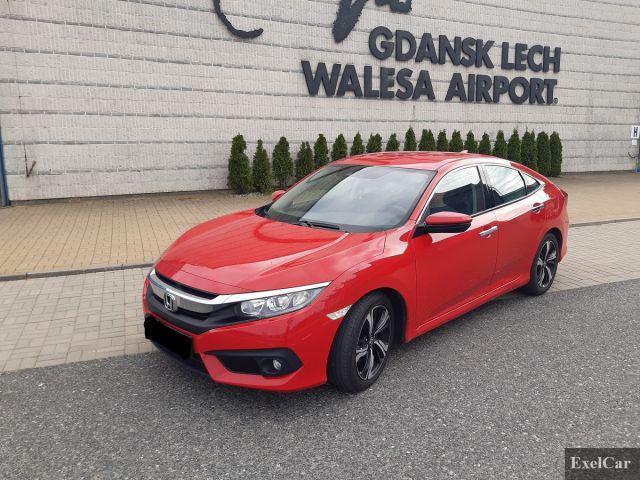 Rent a Honda Civic   Car Rental Gdansk  