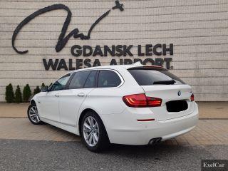 Rent a BMW 518d STW   Car Rental Gdansk    - zdjęcie nr 3