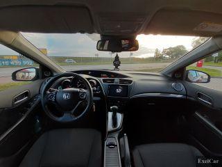 Rent a Honda Civic STW | Car Rental Gdansk |  - zdjęcie nr 4