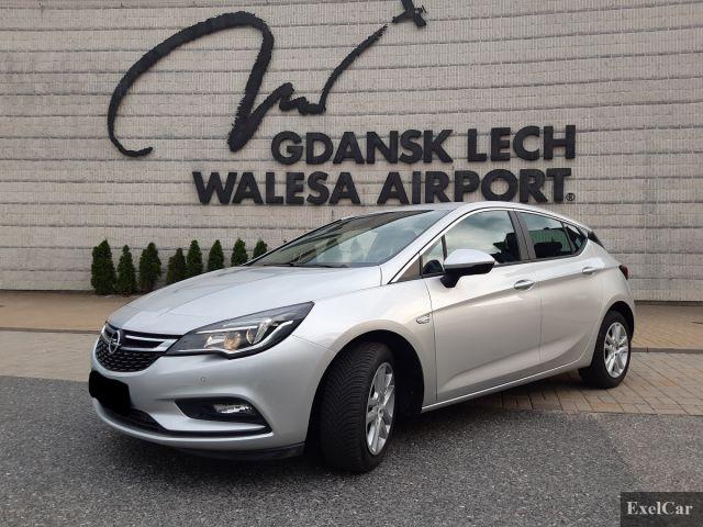 Rent a Opel Astra V AUTOMATIC | Car Rental Gdansk |
