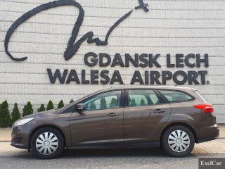 Rent a Ford Focus STW | Car Rental Gdansk |  - zdjęcie nr 2