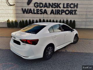 Rent a Toyota Avensis | Car Rental Gdansk |  - zdjęcie nr 3