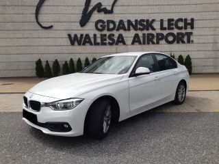 Rent a BMW 316d Automatic | Car Rental Gdansk |  - zdjęcie nr 1