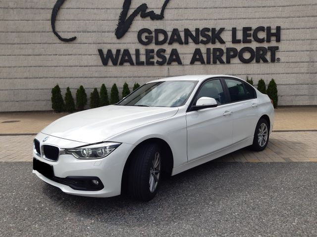 Rent a BMW 316d Automatic | Car Rental Gdansk |