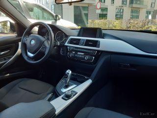 Rent a BMW 316d Automatic STW   Car Rental Gdansk    - zdjęcie nr 4