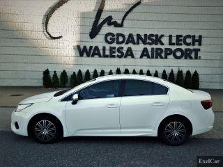 Rent a Toyota Avensis | Car Rental Gdansk |  - zdjęcie nr 2